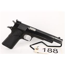 RESTRICTED. Colt 1911 A1