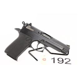 RESTRICTED. Star Interarms 9mm.