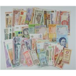 100x World Bank Notes (UNC)