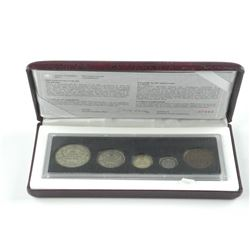 90th Anniversary Coin Set of 'The RCM' Antique Fin