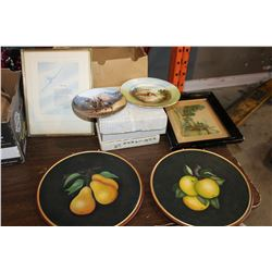 COLLECTOR PLATES AND PRINTS