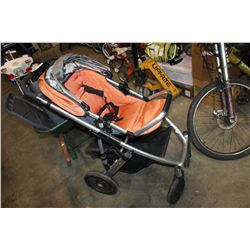 HIGH END UPPA BABY STROLLER