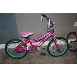 SCHWINN PINK YOUTH BIKE
