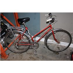 RED SEKINE BIKE