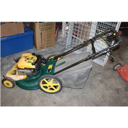 YARDMAN 21 INCH GAS MOWER