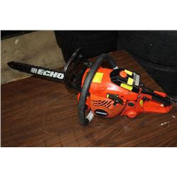 ECHO CS 370 GAS CHAINSAW