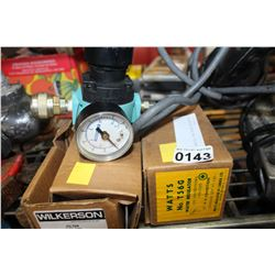 COMPRESSOR GAUGE AND FILTER