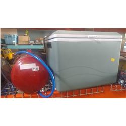KOOLATRON COOLER AND AIR TANK