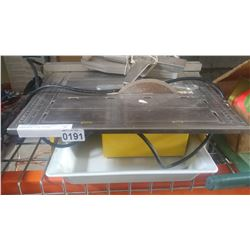 WORKFORCE TILE CUTTER