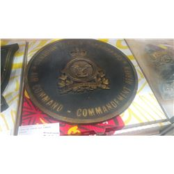 CANADIAN FORCES AIR COMMAND PLAQUE