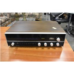 NORESCO NR242 STEREO RECEIVER WORKING