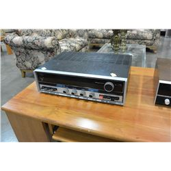 MAGNAVOX 750 PLUS STEREO RECEIVER WORKING