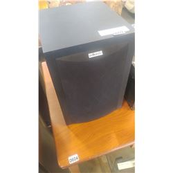 POLK AUDIO POWERED SUBWOOFER MODEL RM6750