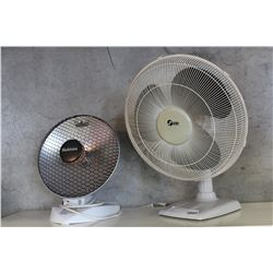 HOLMES DISH HEATER AND SUPER FAN