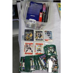 1995 PLAYOFF HOCKEY CARDS AND LOS VEGAS PLAYING CARDS