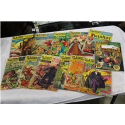 LOT OF COLLECTIBLE COMICS
