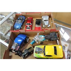 LOT OF DIE CAST CARS