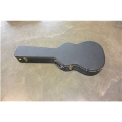 LEATHER GUITAR HARD CASE