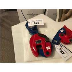 2 TON CAPACITY 22 MM PLATE THICKNESS VERTICAL LIFTING CLAMP