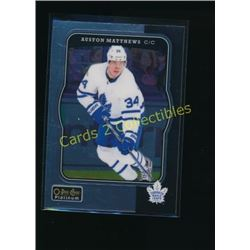 17-18 OPC Platinum Retro Auston Matthews