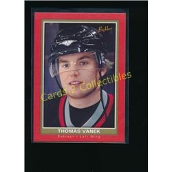 05-06 Beehive Red #120 Thomas Vanek RC
