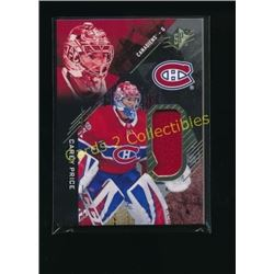 2017-18 SPx Materials #7 Carey Price