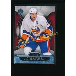 13-14 Ultimate Collection #47 Kyle Okposo 377/499