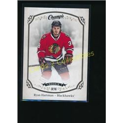 15-16 Upper Deck Champ's #156 Ryan Hartman RC