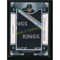 17-18 Black Diamond Team Logo Jumbos Anze Kopitar