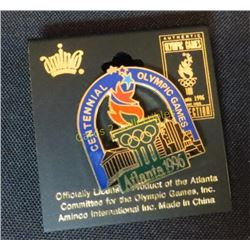 Atlanta 1996 Centennial Olympic Games Pin