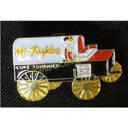 Luke Tournier 99 Chuck Wagon Pin