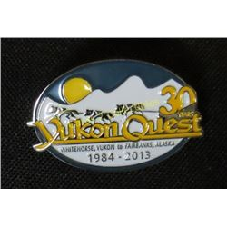 Yukon Quest 1984-2013 Collector Pin