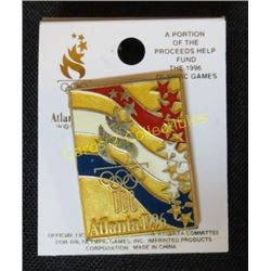 Atlanta 1996 Olympic Collector Pin