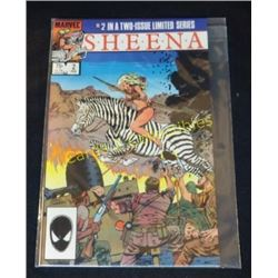 Marvel Sheena #2