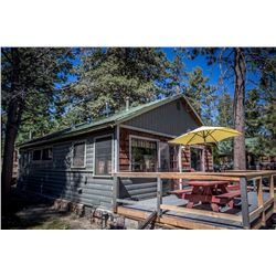 Vacation For 6 To Bear Mountain In California For 3 Nights