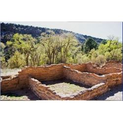 Vacation in Santa Fe, NEW MEXICO For 6 Nights For 6 People:IN AN AUTHENTIC ADOBE HOME INCLUDES FOOD