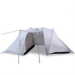 Camping Tent With Two Rooms for 4 Campers