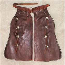 Victor Ario Batwing Chaps