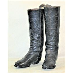 Early Stovepipe Boots