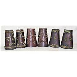 3 Pair of Spotted Cuffs