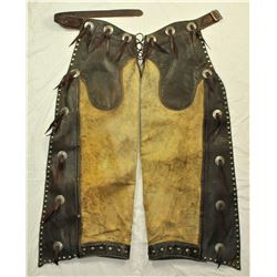 S.C. Gallup Seal Skin Chaps