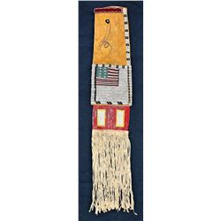 Pictorial Sioux Pipe Bag