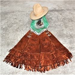 Early Cowgirl Outfit