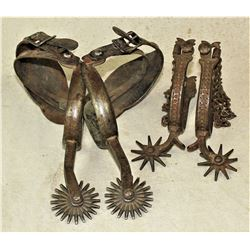 Grouping of Buerman Spurs