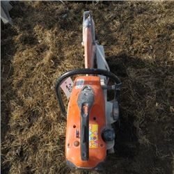 Stihl TS520 concrete saw w/ water attachment