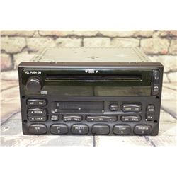 Radio/CD Player (2004 Ford-F350)