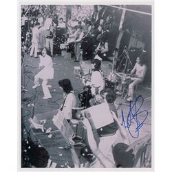Rolling Stones: Charlie Watts Oversized Signed Photograph