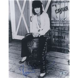 Rolling Stones: Ronnie Wood Oversized Signed Photograph
