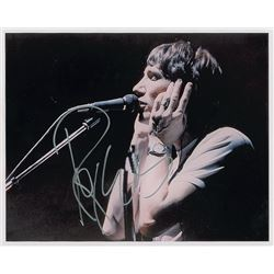 Pink Floyd: Roger Waters Oversized Signed Photograph