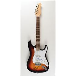 The Band Signed Guitar